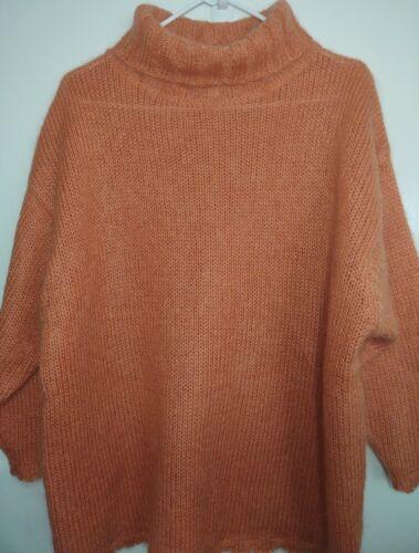 Vintage Esprit Mohair Sweater Size Medium boxy pul