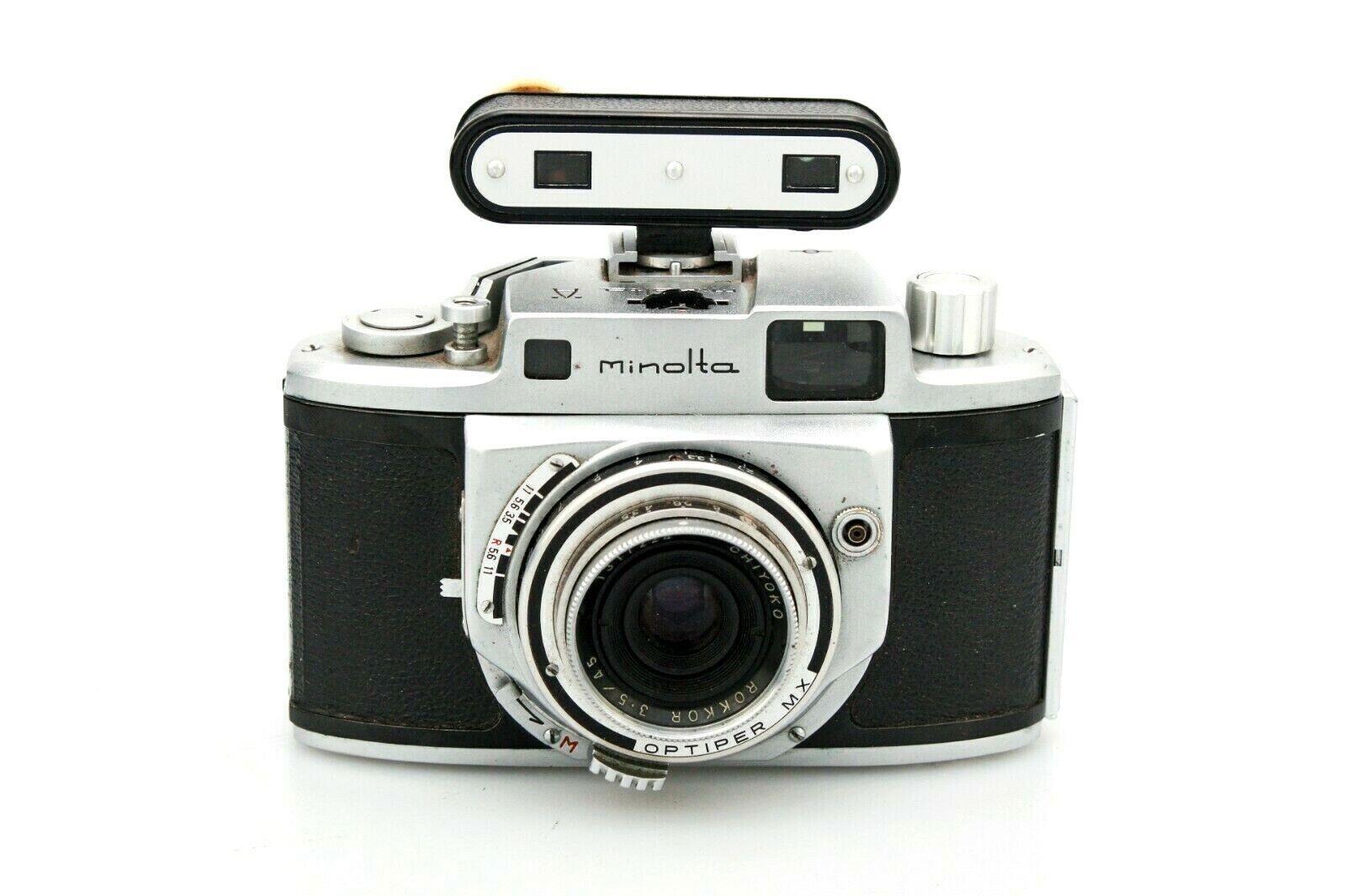 Vintage Pazisa Germany Shoe Mount Rangefinder - Clean Optics