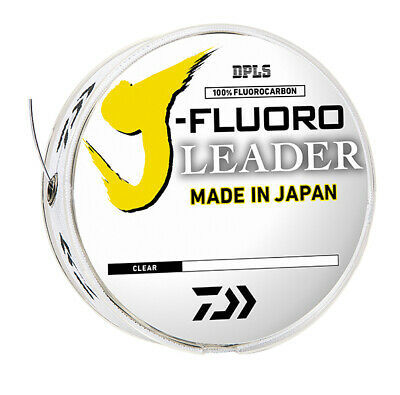 Vicious Fishing 20# Fluorocarbon Leader Line