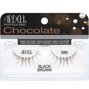 a58f0b42f9f Image is loading Ardell-Professional-Lashes-Chocolate-Collection-Black-Brown -888