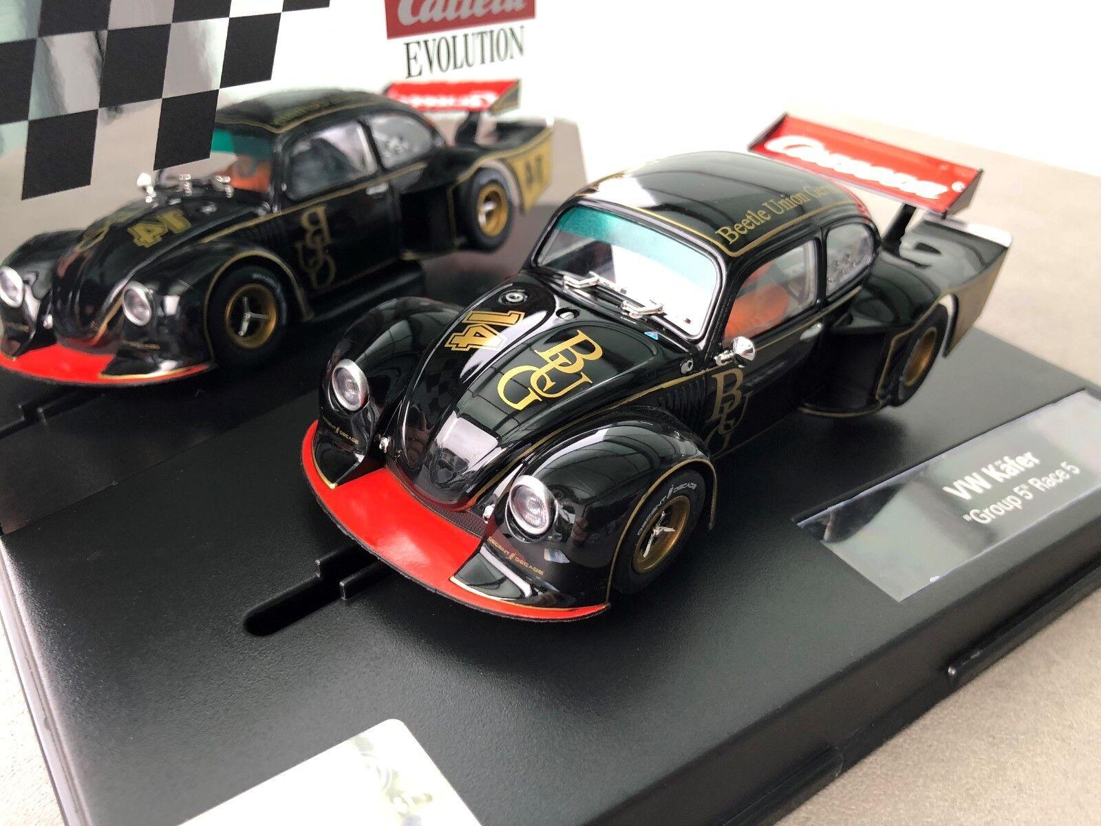 autorera Evolution 27557 VW Maggiolino   Gruppo 5   Race 5 Nuovo Confezione