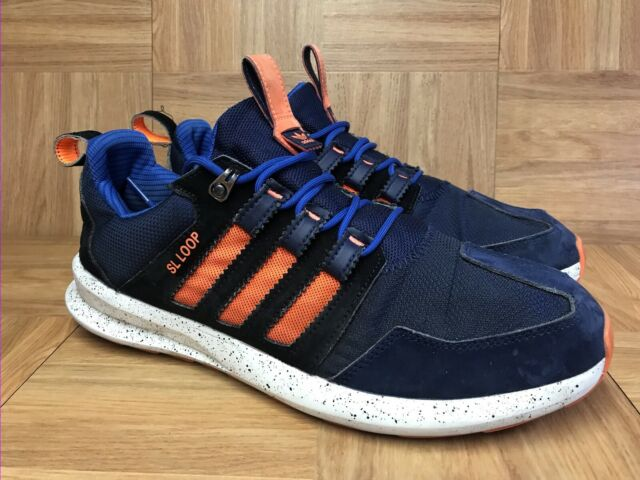 SL Adidas RARE Runner Loop s84485 shoes Men's 11 Sz orange
