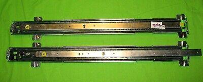 1 Paia Di Hp B8s55aa Rack, Montaggio Rotaie Rail Rack Kit Per Ad Esempio Hp Z600-