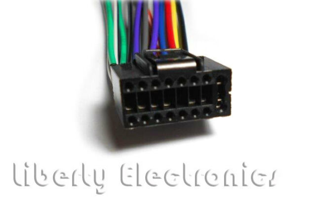 Jvc Wiring Harness Ebay - Wiring Diagram M2 on