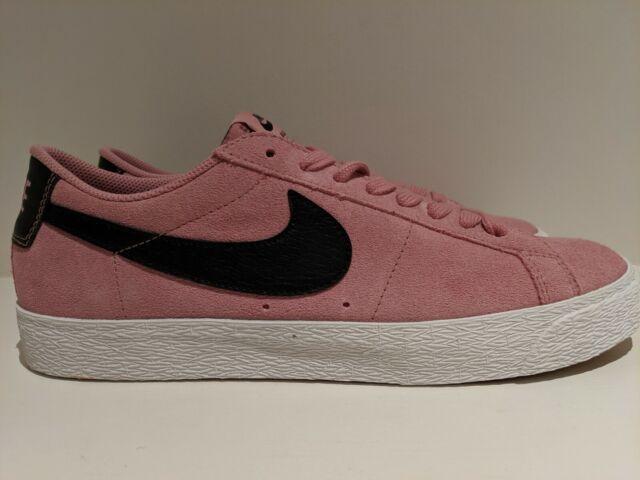 save off 8dc1c 8fa77 2017 Nike Blazer Low SB Elemental Pink Black Summit White Size 11.5 864347  600
