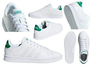 Scarpe-da-uomo-Adidas-ADVANTAGE-F36424-sneakers-sportive-da-ginnastica-estive