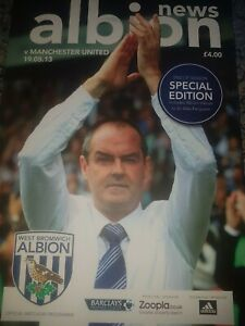 WEST-BROMWICH-ALBION-v-MAN-UTD-5-5-ALEX-FERGUSON-LAST-GAME-19th-MAY-2013-MINT