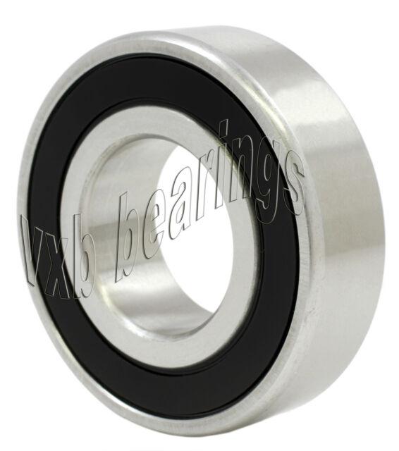 6203RS Bearing 17x40x12 Ceramic Stainless Nylon Premium ABEC-5
