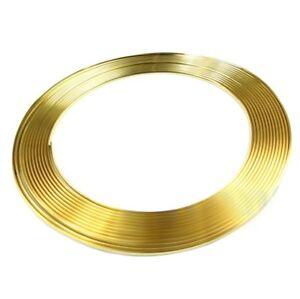 2m-Proteccion-CANTO-Puerta-Perfiles-en-U-de-borde-Coche-Protector-Oro
