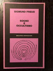 Sigmund-Freud-Sogno-e-occultismo-Scritti-1921-32-1980-Paolo-Boringhieri