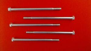 5X-M6x120-Sechskantschrauben-Teilgewinde-Edelstahl-A2-DIN-931-ISO-4014