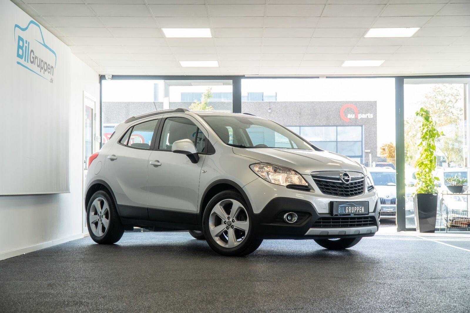 Opel Mokka 1,4 T 140 Enjoy 5d - 114.900 kr.