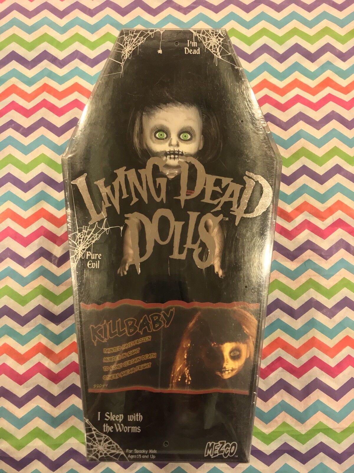 Living Dead Dolls Serie 11 killbaby Sellado Envío Gratis