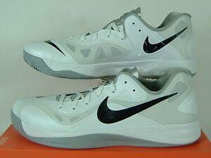 Argent Nike Chaussures 18 100 Hommes Tb Noir De 616620 Low Blanc Course 110 Nouveau Hyperfuse 8qz5w5E
