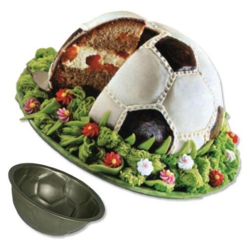 Kuchenform Fußballparty,Fußballkuchen Förmchen Fußball Backform Fußballform