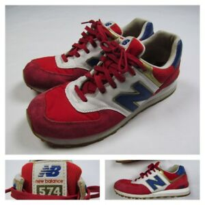 quality design e74fa 4eeaa Image is loading New-Balance-574-Mens-11-Olympic-Road-To-