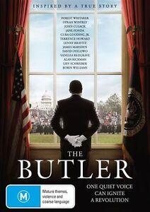 THE-BUTLER-DVD-FOREST-WHITAKER-BRAND-NEW-REGION-4-AUSSIE-SELLER