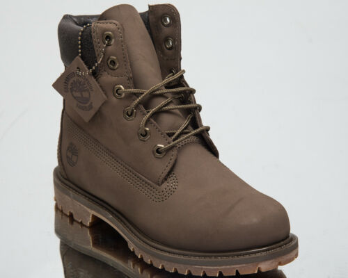 Boots calidad Women's Premium primera 6 mujer 6 para Botas Lifestyle Brown Inch Waterproof de impermeables de A1hzm Timberland Timberland Shoes OqnxZvIRw