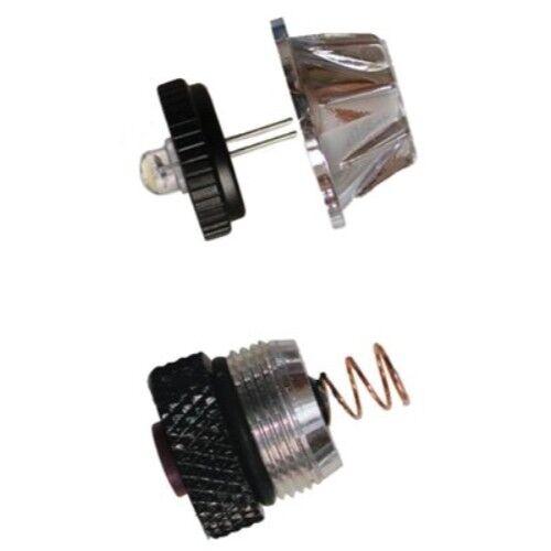 Nite Ize DEL LUC2-07 Conversion /& Queue Capuchon Interrupteur On//Off Combo II Upgrade Kit