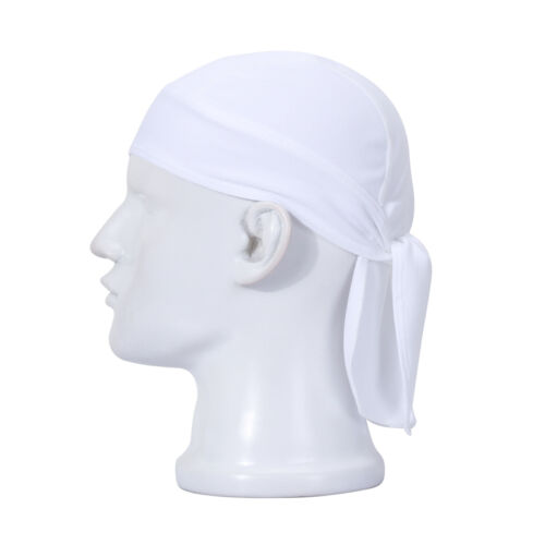 UV Protect Head Wrap Cap Pirate Shawl Scarf Hat Bandana Tribal Camping Riding