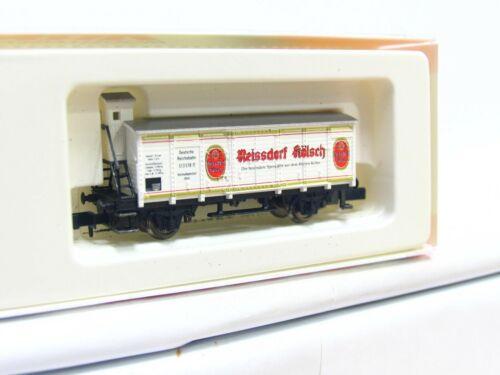 Arnold N 4247 Bierwagen m Brhs KV1653 Reissdorf Kölsch DRG OVP