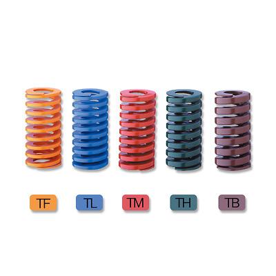 20mm Blue TL Light Load Spring Length Choose Compression Die Mould Spring Dia