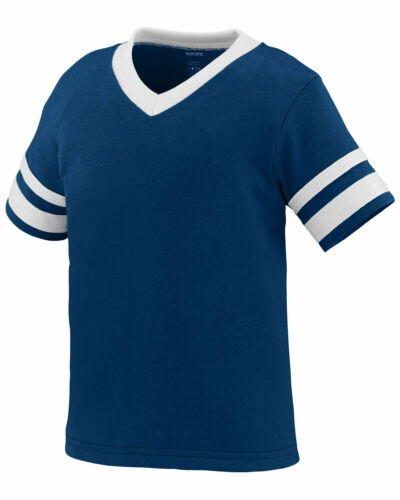 362 Augusta Toddler Sleeve Stripe Jersey