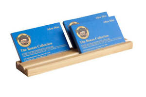 Business-Card-Holder-Wooden-12mm-Thick-2-Abreast-1-to-4-Slots