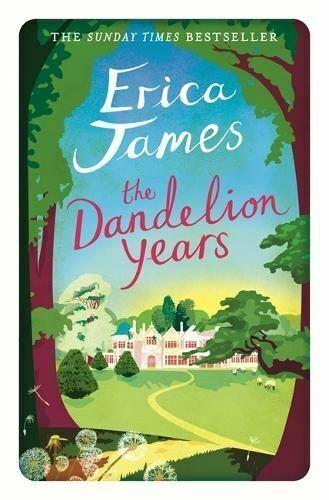 Like New, The Dandelion Years, James, Erica, Hardcover