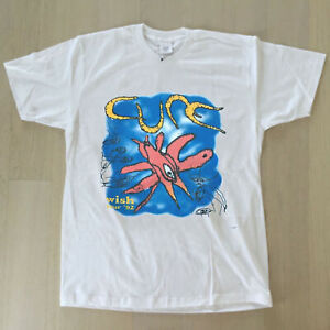 vtg-1992-The-Cure-Wish-Tour-T-Shirt-VTG-90s-Band-Tee-Robert-Smith