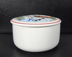 image is loading villeroy amp boch naif christmas candy dish jewelry