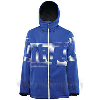 Thirtytwo Thirty-two 2016 Mens Snowboard Snow Blue Lowdown Jacket