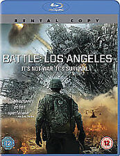 Battle: Los Angeles (Blu-ray, 2011) + Resistance 3 PS3 Playable Game Demo [seal]