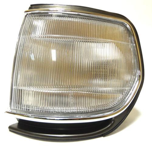 Toyota Land Cruiser HDJ 80 Chrome Indicator Corner Lights LEFT