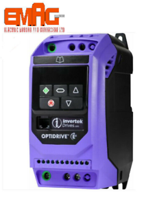 Invertek Optidrive Inverter E3 IP20 ODE-3 1 Phase in - 3 Phase out