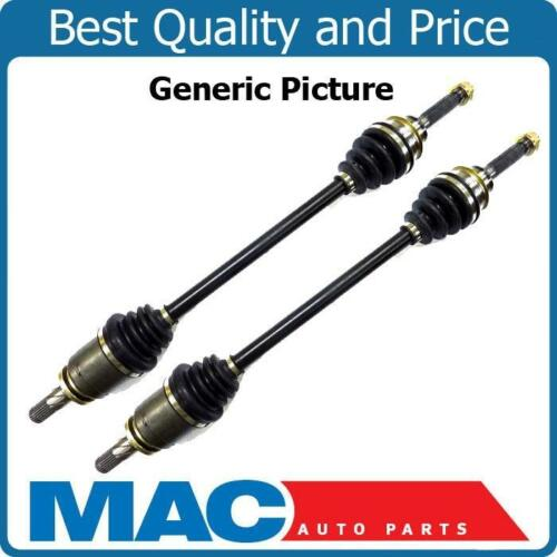2 CV DRIVE AXLE SHAFT ASSEMBLY REAR LEFT /& RIGHT SIDE PAIR FOR 05-09 LEGACY AUT