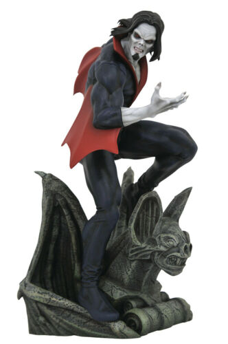 MARVEL GALLERY COMIC MORBIUS STATUE 25 CM FIGURE DIAMOND SELECT