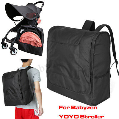 Travel Bag Carrying Carry Case Organizer For Babyzen YOYO Stroller