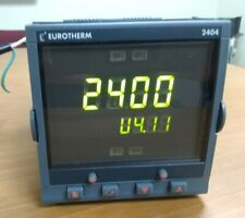 Eurotherm 2404 P4 Vh D4 R4 R4 Xx Xx Ym Xx Eng Temperature Amp Process Controller