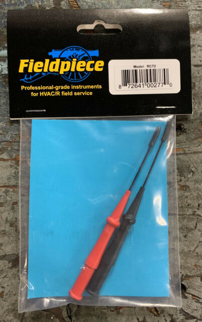 Fieldpiece RCT2 Extension Probe Tip Set
