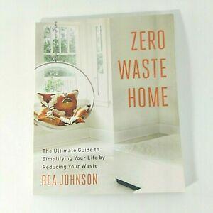 Zero-Waste-Home-by-Bea-Johnson-Book-Paperback-2013-English-Life-Simplifying