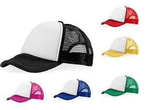 Euro-Trucker-Cap-in-6-Colours-Snapback-Fashion-Cap