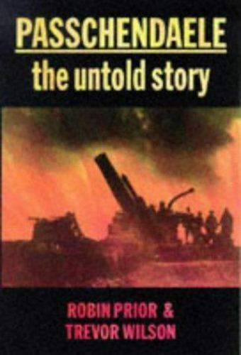 Passchendaele: The Untold Story-ExLibrary