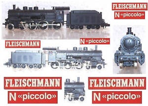FLEISCHMANN-7161-VINTAGE-039-90-locomotive-dans-VAPEUR-BR38-51-NS-HOLLAND-OVP