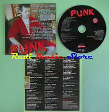 CD PUNK 25 compilation PROMO 2005 PROPAGANDHI THE BRIEFS RANDY (C24) no mc lp