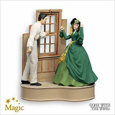 Scarlett O'Hara and Rhett Butler - 2007 Hallmark Ornament - Gone With The Wind