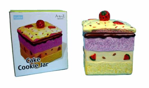 Jarre Biscuit Baril Cookie Pâte Bonbons Chérie avec couvercle gâteau en forme de cadeau