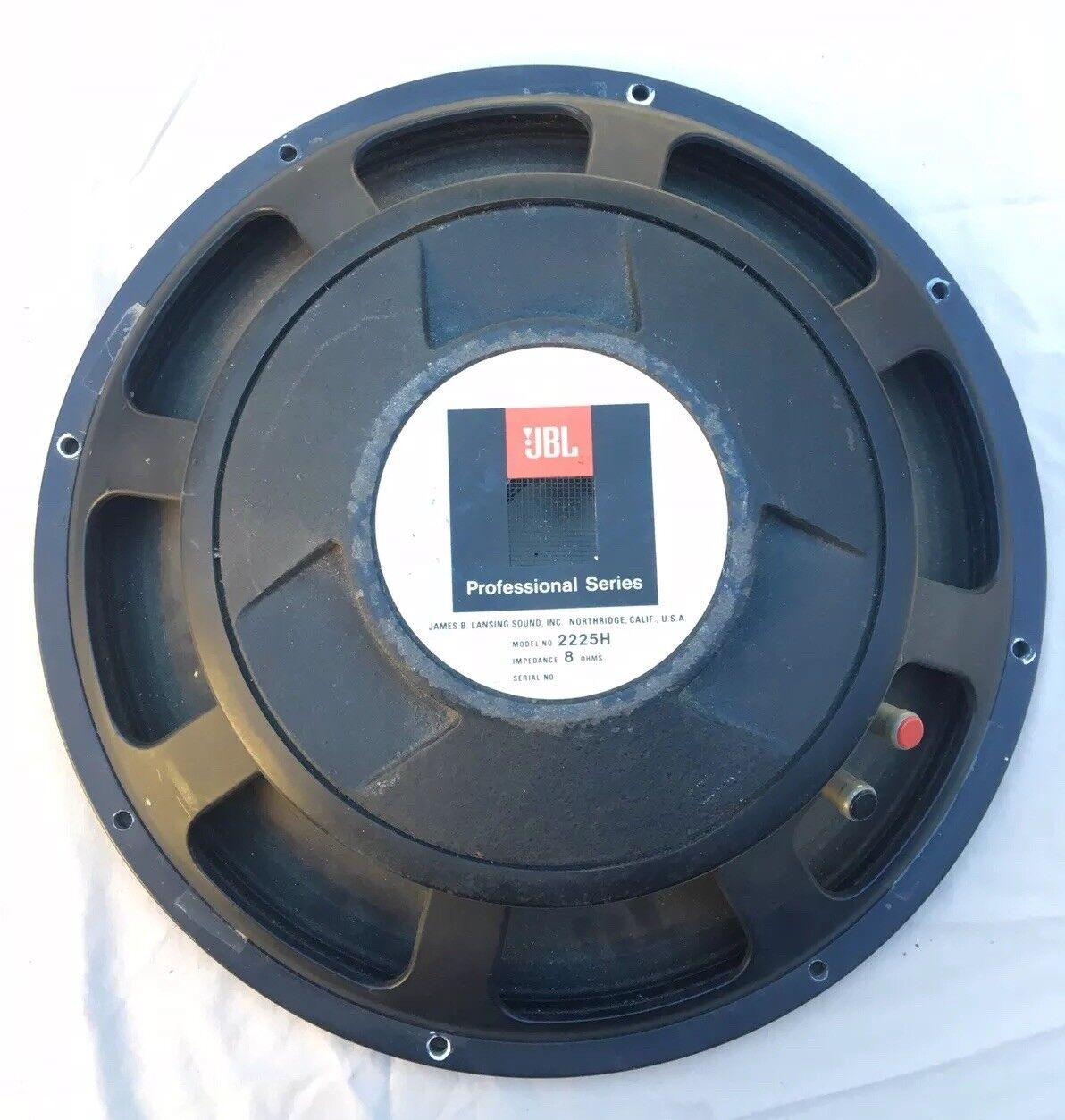 JBL 15  Professionals Series 2225H Speaker Woofer 8 OHMS (11)