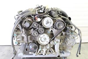 Porsche-986-Boxster-Complete-Engine-Motor-2-7-2-7L-45k-Miles-M96-22-Core-Rebuild