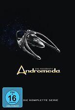 ANDROMEDA (TV-SERIES) - DIE KOMPLETTE SERIE  30 DVD NEU